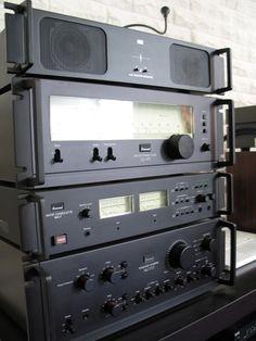 Sansui Vintage Audio Love