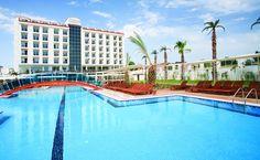 Alles, was dein Herz begehrt an der Türkischen Riviera: 8 Tage All Inclusive im strandnahen 5-Sterne Hotel mit Beachbar, Flug + Transfer ab 413 € - Urlaubsheld   Dein Urlaubsportal