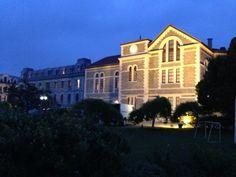 Boğaziçi Üniversitesi Güney Kampüsü in İstanbul, İstanbul