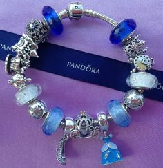 pandora cinderella bracelet - Google Search