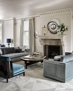 308 best Living Room Inspiration images on Pinterest | Guest rooms ...