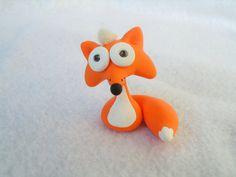 The Littles: Orange Fox Ooak