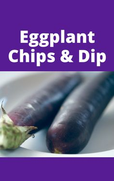 Siri Pinter shared some creative ways to make eggplant more fun as a snack. Try her Today Show recipes for Crispy Eggplant Chips and Roasted Eggplant Dip. http://www.foodus.com/today-show-crispy-eggplant-chips-recipe-roasted-eggplant-dip/