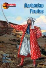 Barbarian Pirates  16-17 century - Barbary corsairs