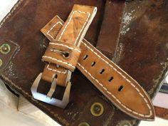 cognac vintage strap 24/24 80/130