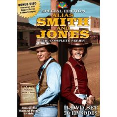 Alias Smith and Jones: The Complete Series [Special Edition] [11 Discs]