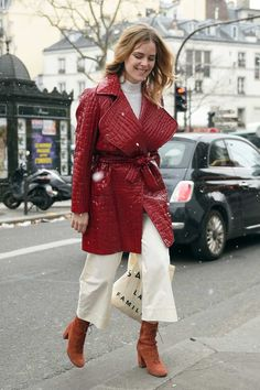 The Best Street Style From Paris Fashion Week, Day 3