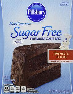 Pillsbury Moist Supreme Devil S Food Cake Mix Recipes