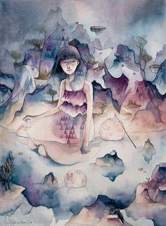 AFA - artforadults - valeriechua: Works for Bloom Arts Fest