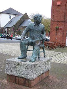 Dylan Thomas in Swansea