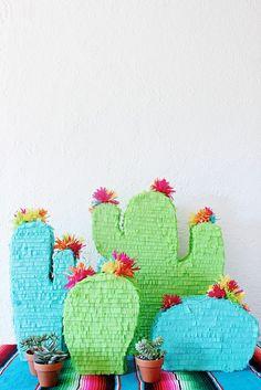 Cinco de Mayo / Piñata Party Inspiration