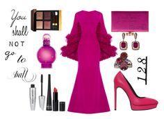 """You shall not go to the ball"" by imagine-disney ❤ liked on Polyvore featuring Effy Jewelry, Christian Siriano, Yves Saint Laurent, Sorrelli, New Look, Tom Ford and Britney Spears"
