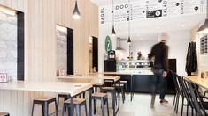 O'Petit En'k street food restaurant by Hekla, Bordeaux - France