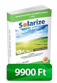Solarize Napelemtechnikai szakkönyv