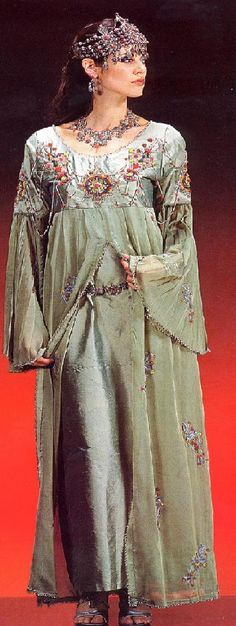 ~ ALGERIAN WEDDING DRESSES ~