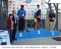 Tinta Amarilla - Ismael Iess, campeón de la Copa de España de Laser Radial