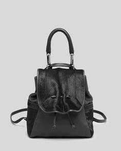 Yliana Yepez Backpack - Mini Capri Haircalf
