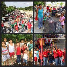 Hoy en #Solidaridad se atendieron 3,653 familias durante  #RBasuraxAlimentos