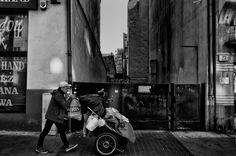 Piotr Gutowski: on wheels