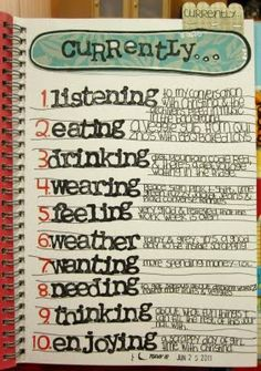 great journaling prompts!