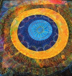 """""""Going Around in Circles"""" by Val Smith (White Rock, BC Canada).  Photo by Wayne Stratz 