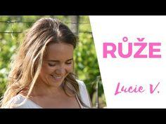 Lucie Vondráčková - Růže (Oficiální videoklip) - YouTube Music Videos, Youtube, Youtubers, Youtube Movies