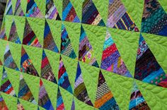 scrappy quilts - Google Search
