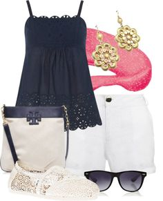 """""""Aaaah ... Summer!"""" by classic511 on Polyvore"""