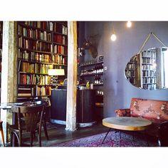 Used Book Café | PARIS