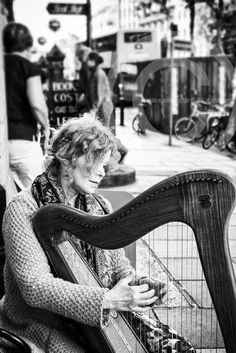 Ginger Harpist  [ireland, 2010]