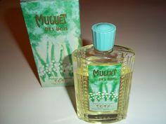 Perfume--Muguet Des Bois by Coty