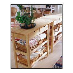 FÖRHÖJA Kuch. servírovací stolek  - IKEA
