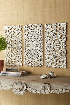 Valere Triptych Panel from Soft Surroundings