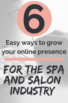 6 easy ways to grow your online presence Salon Business, Home Based Business, Online Business, Business Ideas, Online Marketing Tools, Marketing Articles, Marketing Ideas, Make A Proposal, Becoming An Esthetician