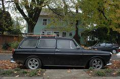 1968 Volkswagen Squareback.