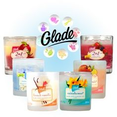 Save on Glade Jar Candles