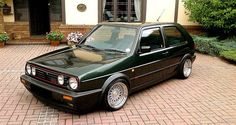 Made in Garaje: FOTOS VW GOLF MK2