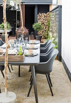 eating area outdoors