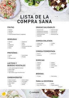 Lista de compras saludables: estos alimentos pertenecen a un hogar saludable # . - Lista de compras saludables: estos alimentos pertenecen a un hogar saludable # ad - Healthy Life, Healthy Snacks, Healthy Eating, Healthy Recipes, Blog Healthy, Sports Food, Healthy Shopping, Grocery List Healthy, List Of Healthy Foods
