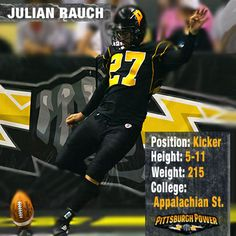 Julian Rauch- Kicker