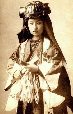 .Samurai girl | Japan.