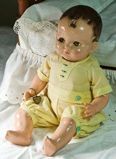 Effanbee baby doll