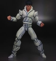 Beyonder (Marvel Universe) Custom Action Figure
