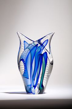 Bliss ~ Infinity Art Glass ~ Scott Hartley ~ www.infinityartglass.com