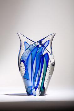 Bliss ~ Infinity Art Glass ~ Scott Hartley ~ www.infinityartglass.com