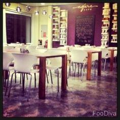 Nofara Cafe at JLT (Jumeirah Lake Towers) - Dubai