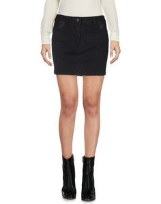 T BY ALEXANDER WANG Mini Skirt. #tbyalexanderwang #cloth #dress #top #skirt #pant #coat #jacket #jecket #beachwear #