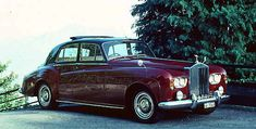 Rolls-Royce Silver Cloud III, 1965, #SKP165, Standard Saloon. This Swiss registered Silver Cloud III is distinguished by its Webasto sunroof from a typical Standard Saloon