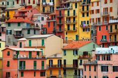 You can get to the town of Manarola, a gem of the Cinque Terre, easily on the train!