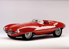 1952 Alfa Romeo 1900 C52 Disco Volante -